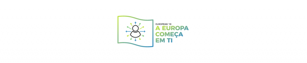 Logotipo do PAN para as Eleições Europeias 2019
