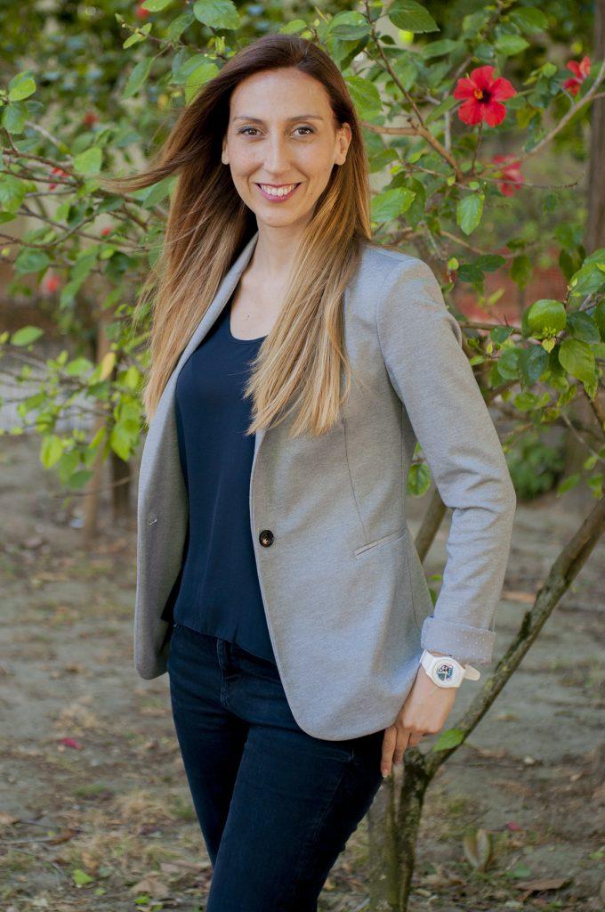 Cristina Rodrigues Candidata do PAN às Europeias 2019