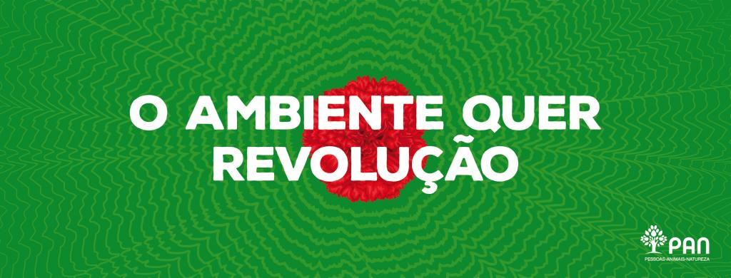 Lema dar Marcha O Ambiente quer Revolução