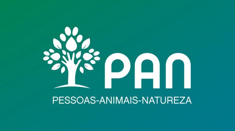 Imagem Logótipo PAN Convocatória