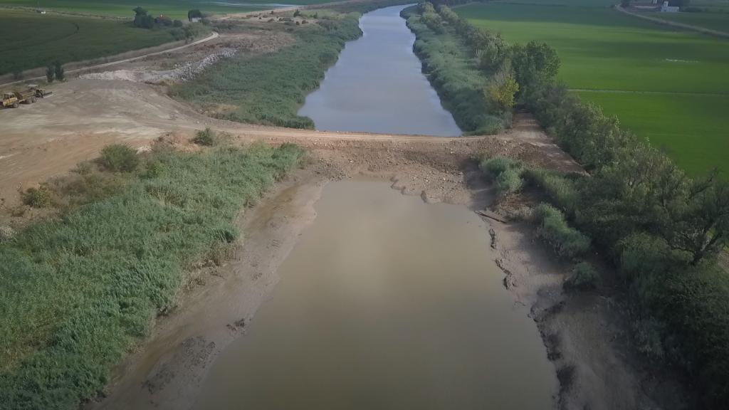 Intervenção no rio Sorraia