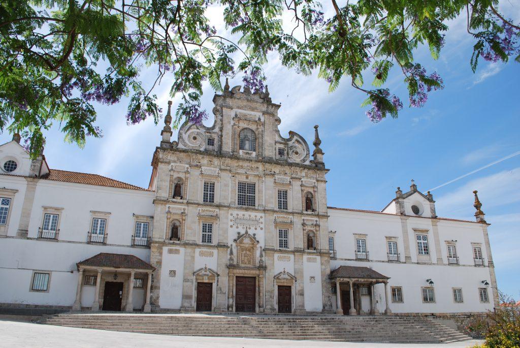 Na imagem podemos ver a Diocese de Santarém