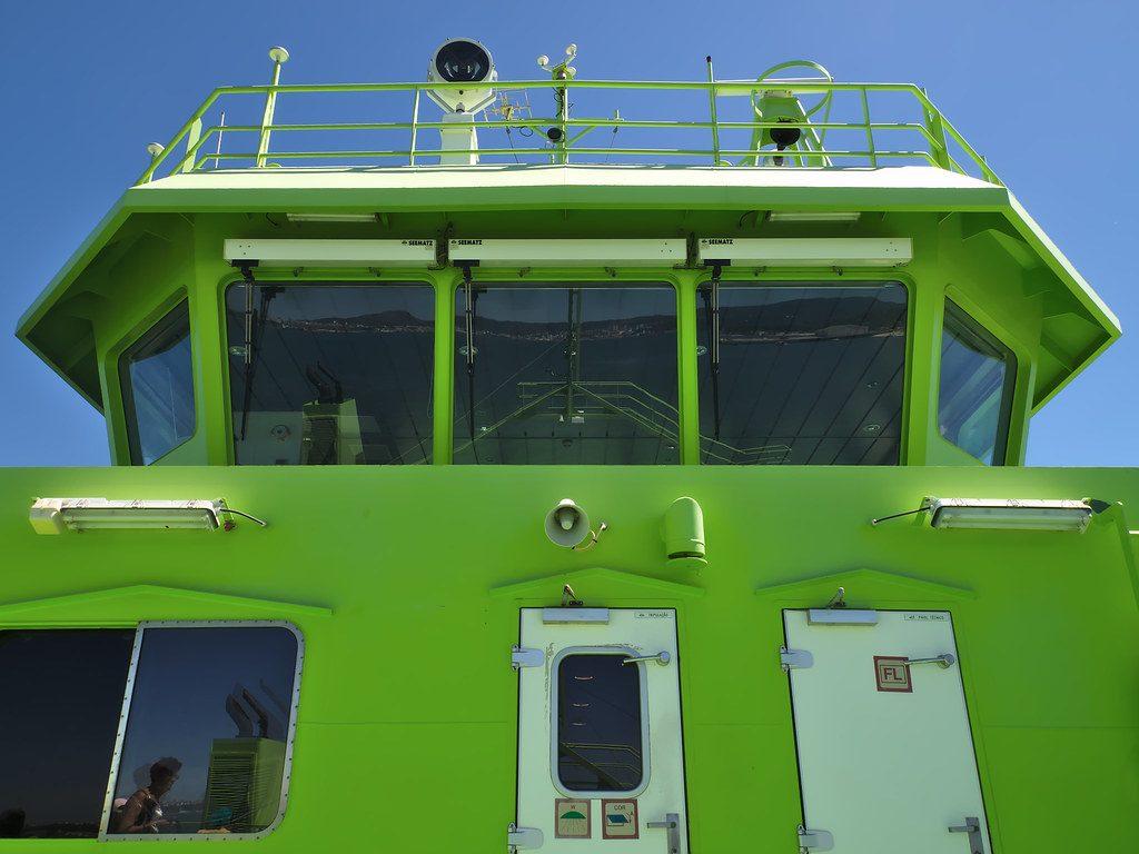 Ferry Boat Sado