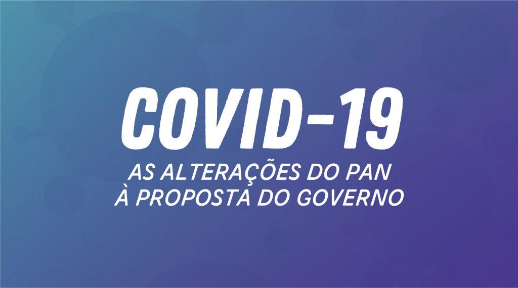 Covid-19 Propostas PAN