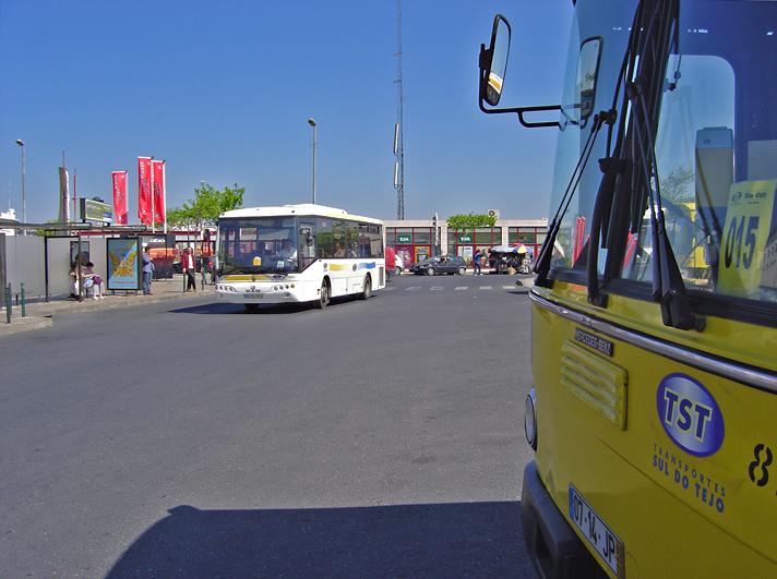 Autocarros TST