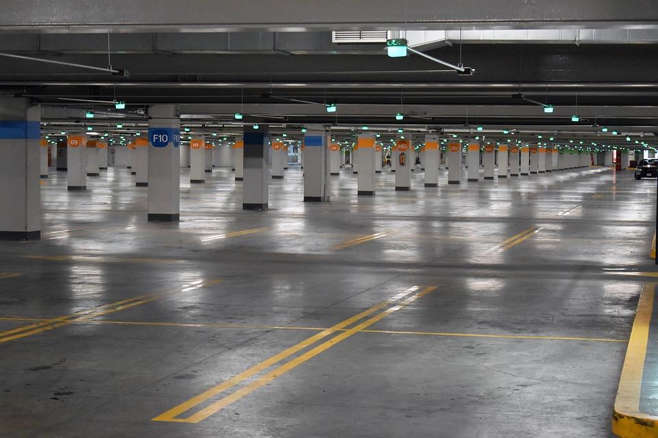 Parque Estacionamento