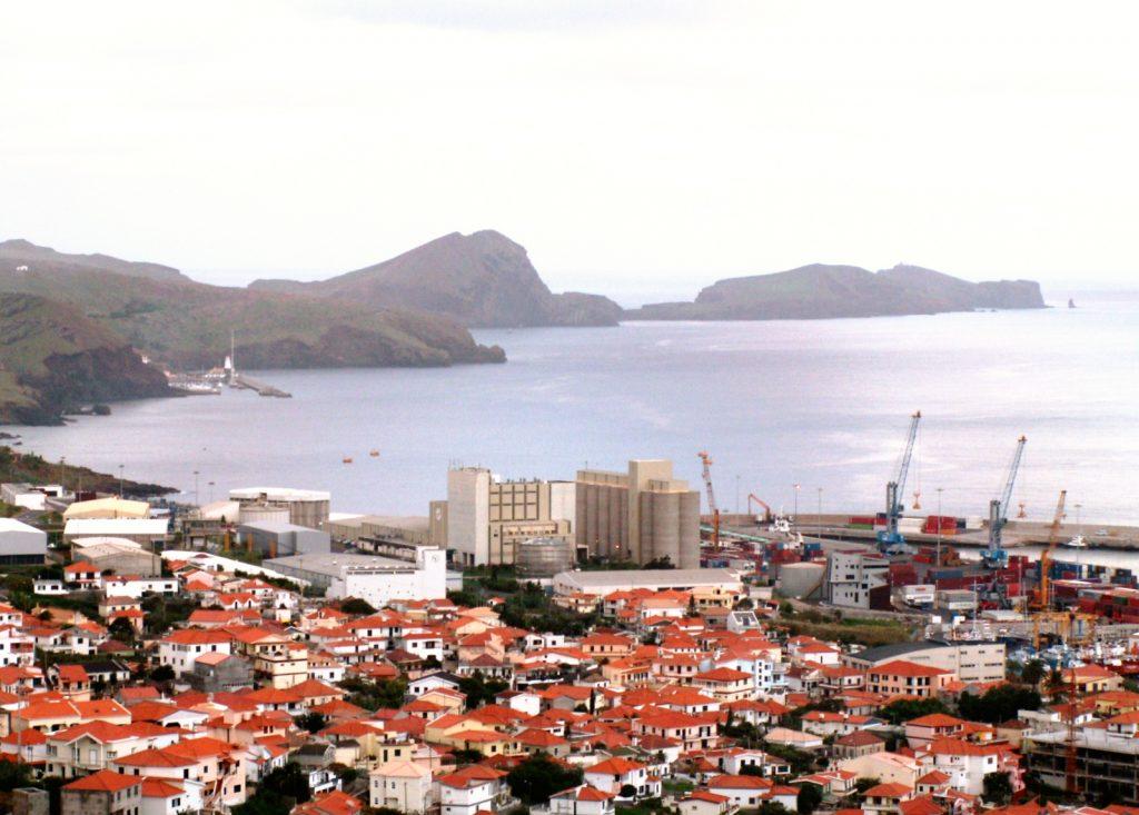 Zona Franca Madeira