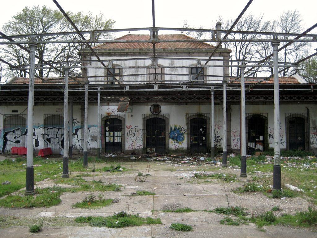 Antiga Estação da Boavista