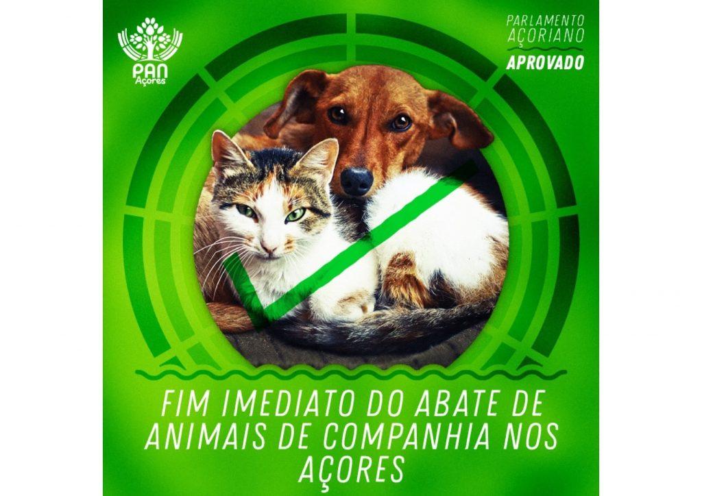 Fim abate animais Açores